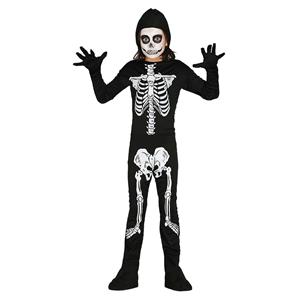 Fato Esqueleto Assustador, Criança