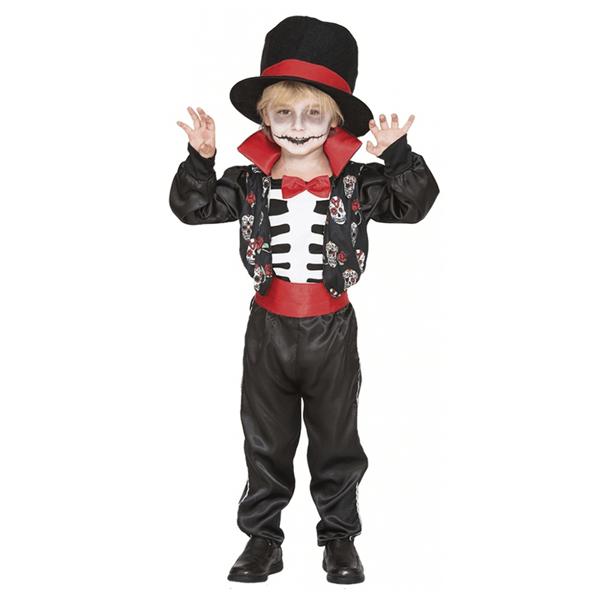 Fato Esqueleto Catrin, bebé