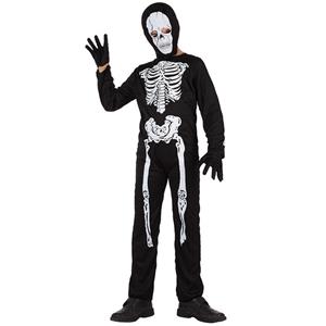 Fato Esqueleto, Criança
