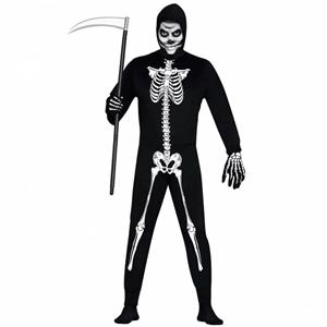 Fato Esqueleto Misterioso