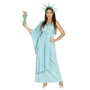 Fato Estátua da Liberdade, Adulto