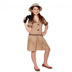 Fato Exploradora, Criança