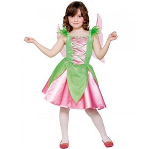 Fato Fada Verde Rosa, Criança
