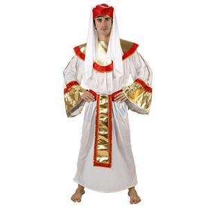 Fato Faraó Branco