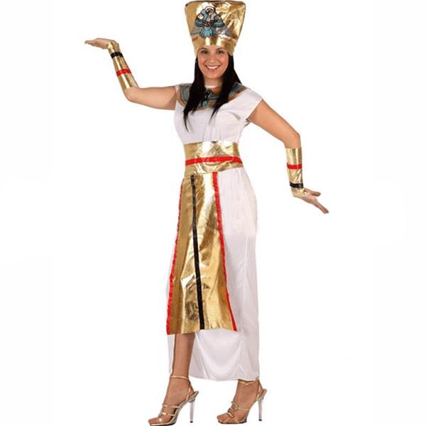Fato Faraóna Branco