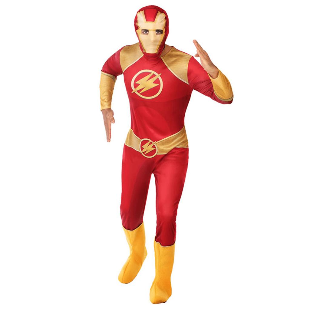 Fato Flash, Adulto