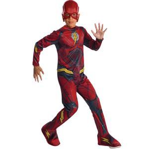 Fato Flash Liga da Justiça Clássico, Criança
