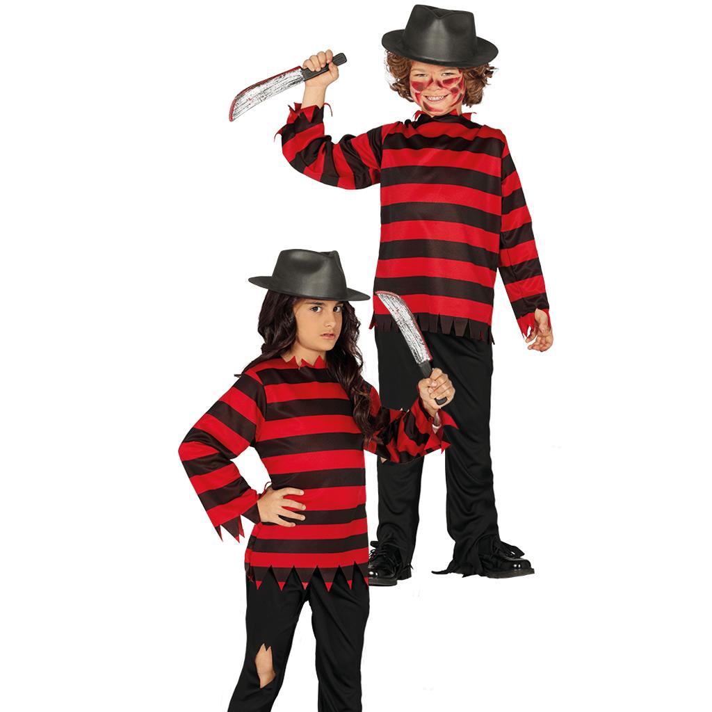 Fato Freddy Krueger, Criança