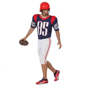 Fato Futebol Americano, Homem
