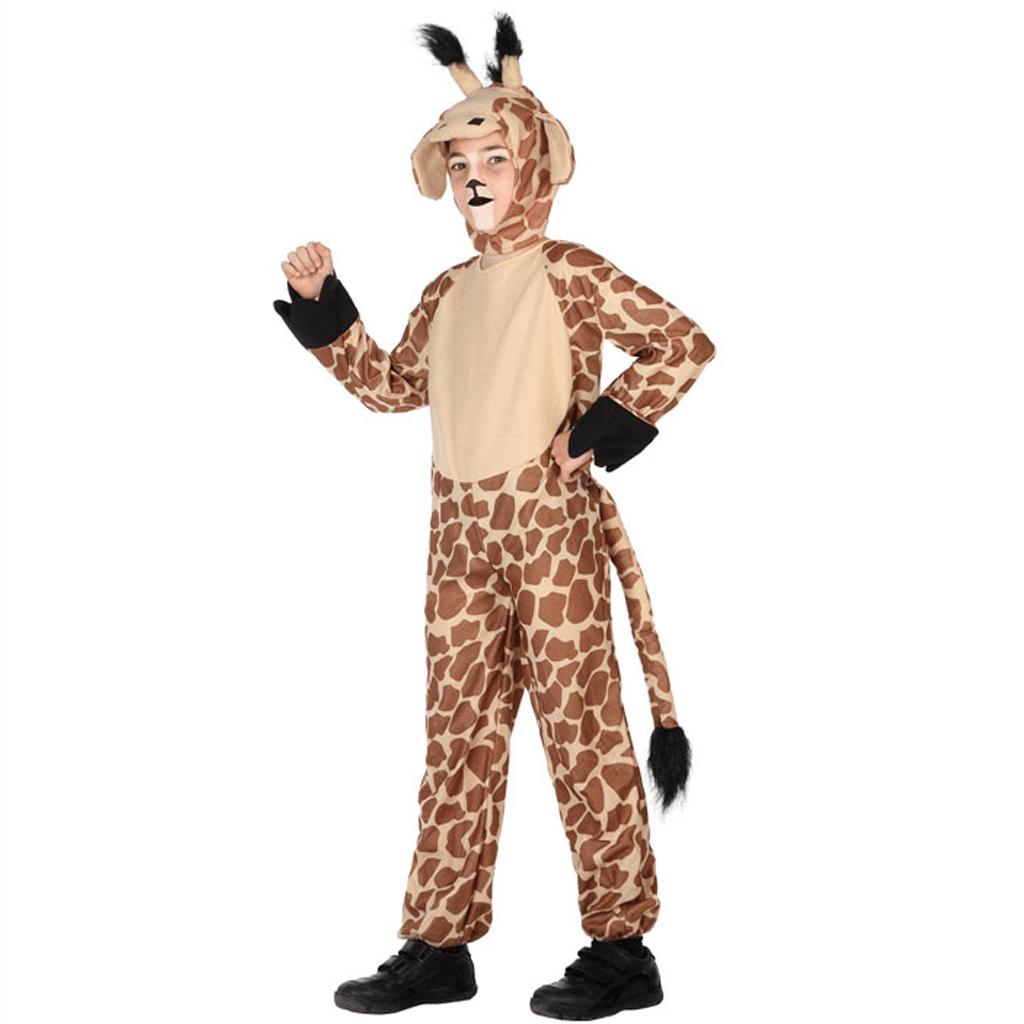 Fato Girafa, criança
