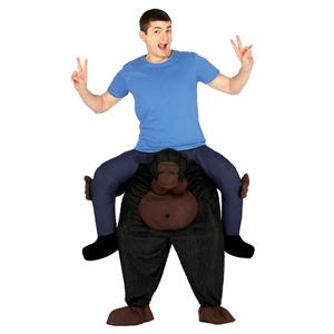 Fato Gorila Raptor, Adulto