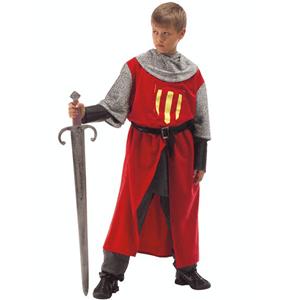 Fato Guarda Medieval, Criança