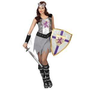 Fato Guerreira Medieval