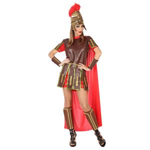 Fato Guerreira Romana