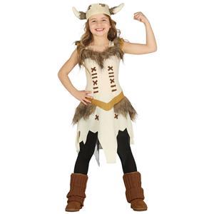 Fato Guerreira Viking, Criança