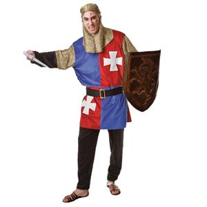Fato Guerreiro Cruzado