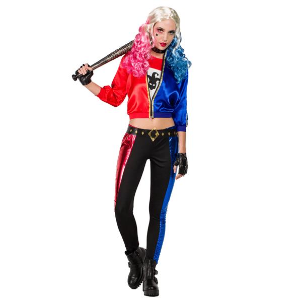 Fato Harley Quinn Suicide, Adulto