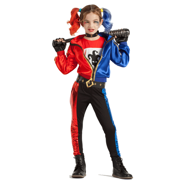 Fato Harley Quinn Suicide, Criança