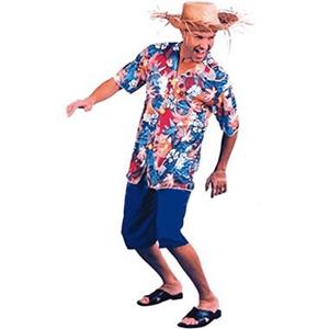 Fato Havaiano- Jamaica Adulto