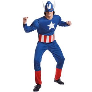 Fato Herói Americano, Adulto