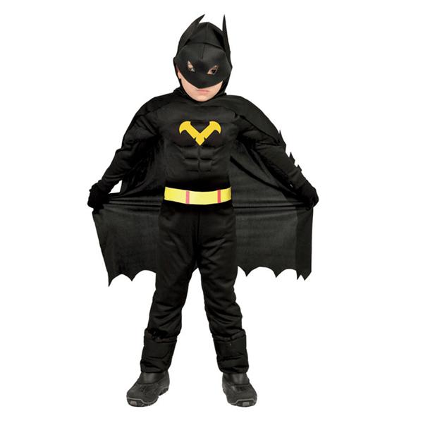Fato Herói Batman, Criança