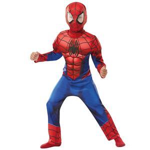 Fato Herói Homem Aranha Deluxe, Criança