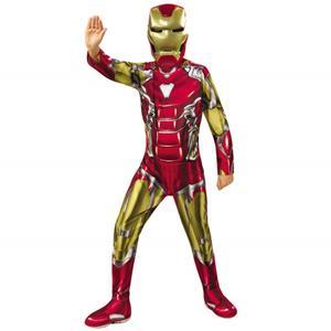 Fato Héroi Iron Man Classic, Criança
