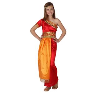 Fato Hindu Menina, criança