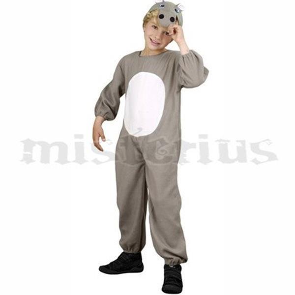 Fato Hipopótamo, criança