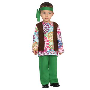 Fato Hippie, Bébé