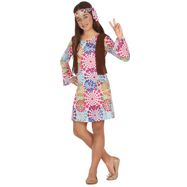 Fato Hippie Colorida, Criança