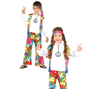 Fato Hippie Florido, Criança