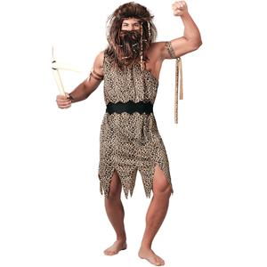 Fato Homem das Cavernas, Adulto