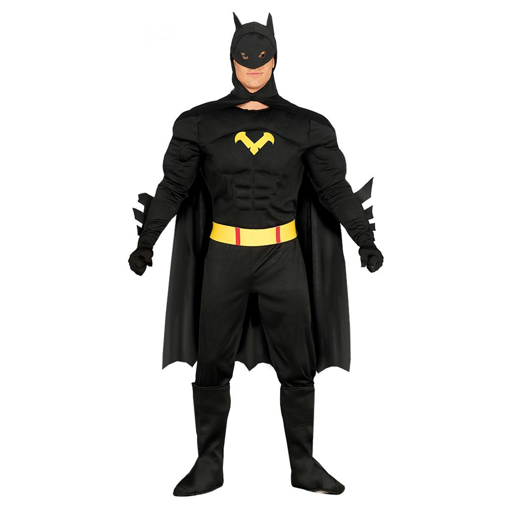 Fato Homem Morcego