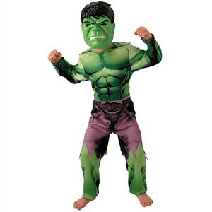 Fato Hulk Avengers, Criança