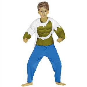 Fato Hulk Monstro Verde, Criança