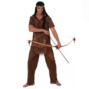 Fato Índio Arqueiro, Adulto