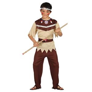 Fato Indio Cherokee, Criança