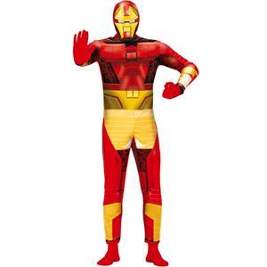 Fato Iron Man Biónico, Adulto