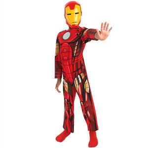 Fato Iron Man Clássico, Criança