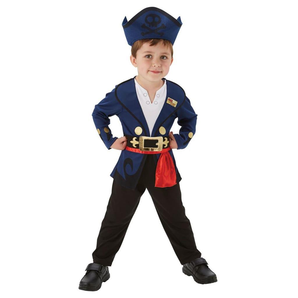 Fato Jake Pirata, Criança