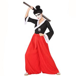 Fato Japonesa Artes Marciais, Adulto