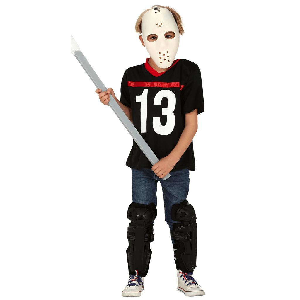 Fato Jason Assassino, Criança