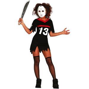 Fato Jason Assassino, Mulher