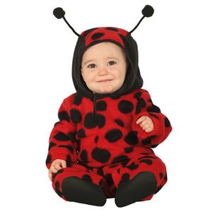 Fato Joaninha Bolinhas, Bebé