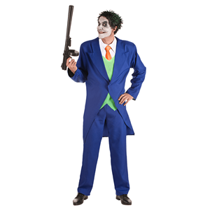 Fato Joker Adulto