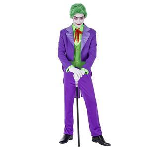 Fato Joker Roxo, Homem