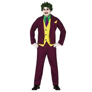 Fato Joker Vilão, Adulto