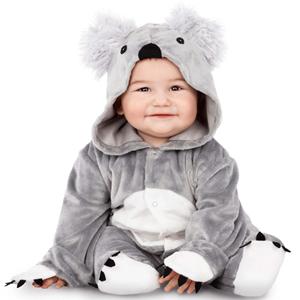 Fato Koala, Bebé