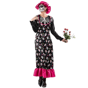 Fato Lady Mexicana